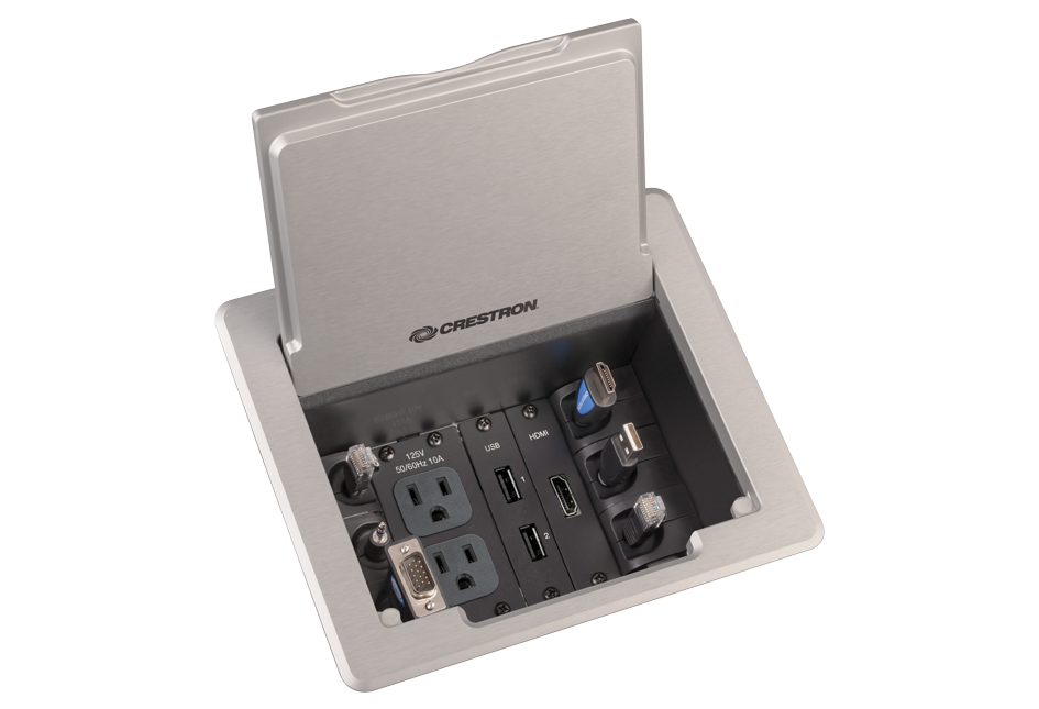 Crestron Ft 600 B Cables And Power Outlets Sold Separately