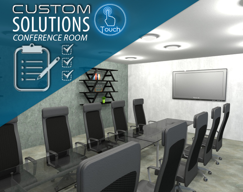 One Touch Custom Solution Conference Room