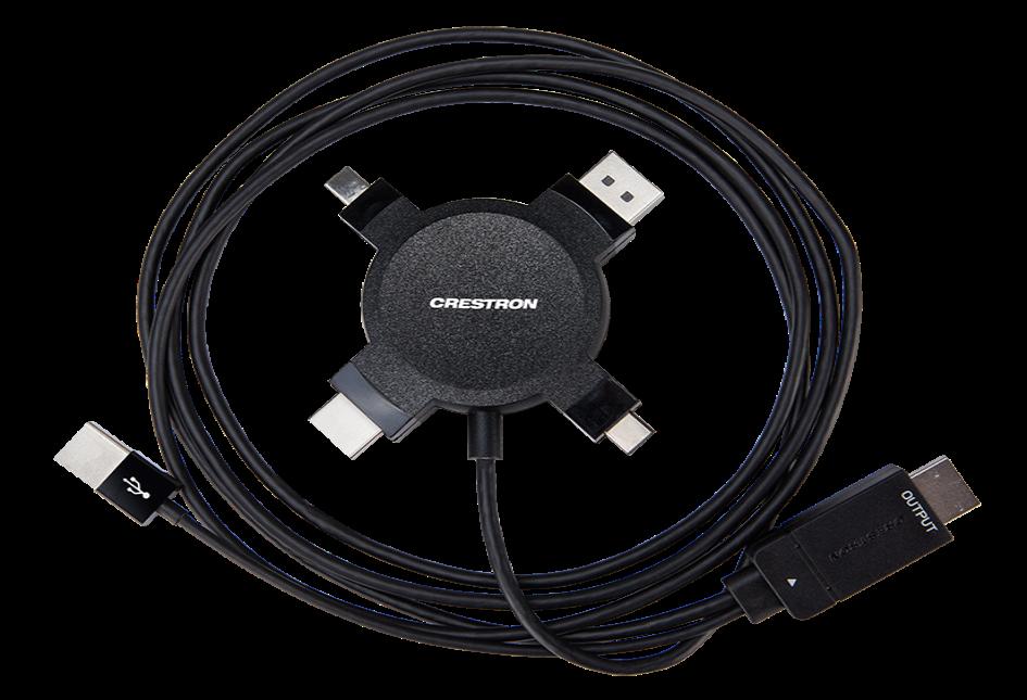 Crestron Crestron Mercury Multihead Hd Video Cable 6