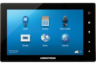 Crestron Tsw 752 W S
