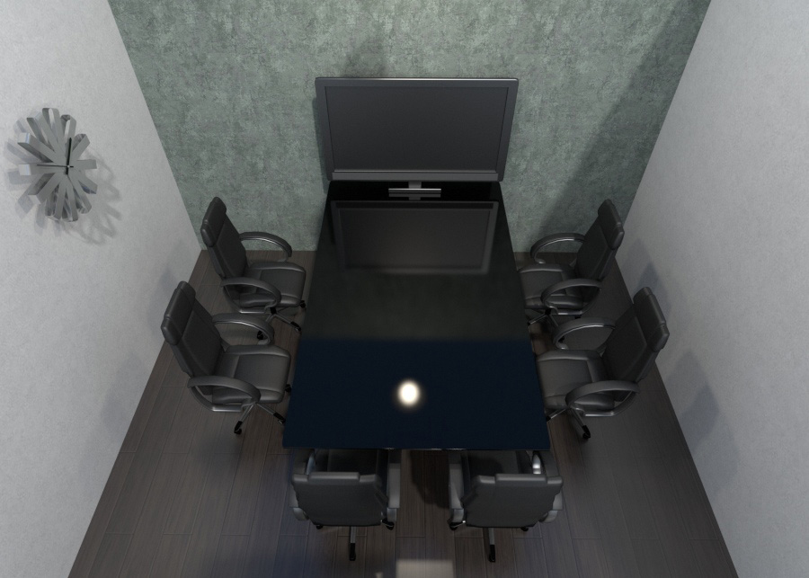 Simple Solution Collaboration Room